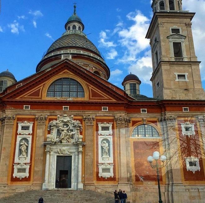 Basilique Santa Maria Assunta de Gênes