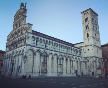 Eglise San Michele, Lucques (Lucca)