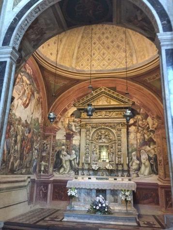 Basilique Saint-François, Sienne