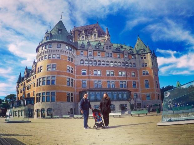 Château Frontenac, Québec