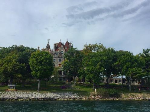 Le Château Boldt, île Heart